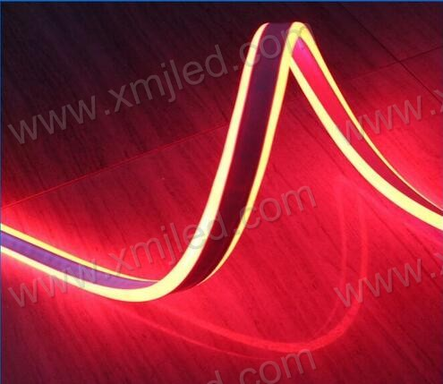 Hot sale Two-sided  led neon rope for logo signs