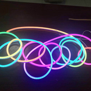 24V LED digital RGB neon strip light